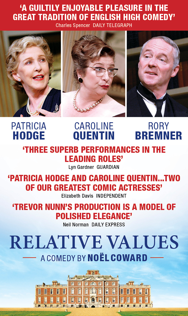 Relative Values Flyer 2